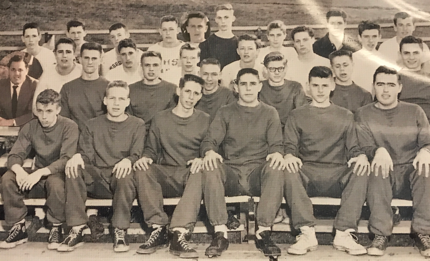 1954 Boys' Track and Field Team